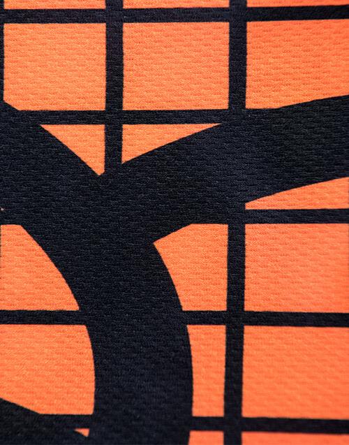 wielershirt snake print