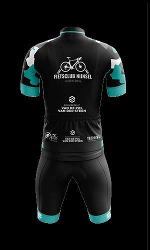 fietskleding clubs