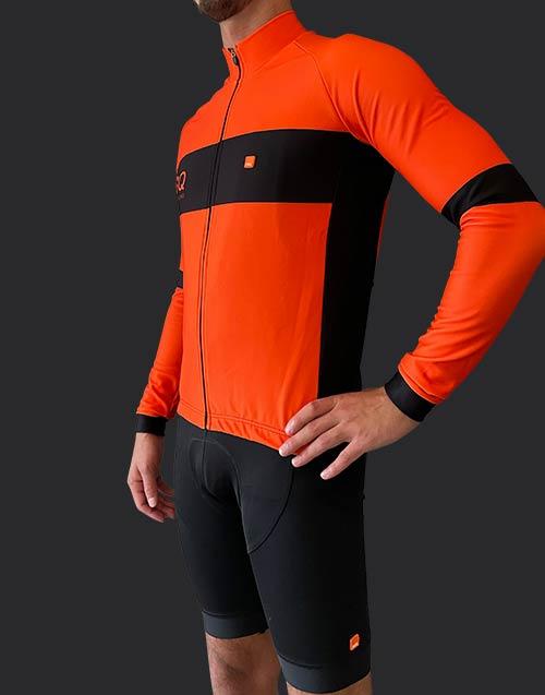 fietsshirt thermo