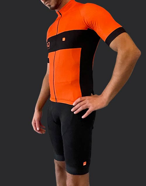 fietsshirt comfort fit
